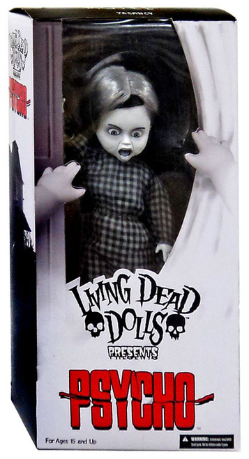 Living Dead Dolls Psycho Norman Bates Doll