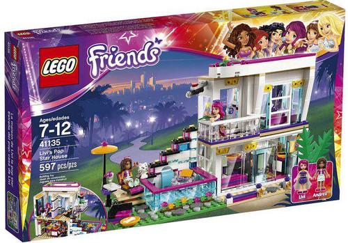 LEGO Friends Livi's Pop Star House Set #41135
