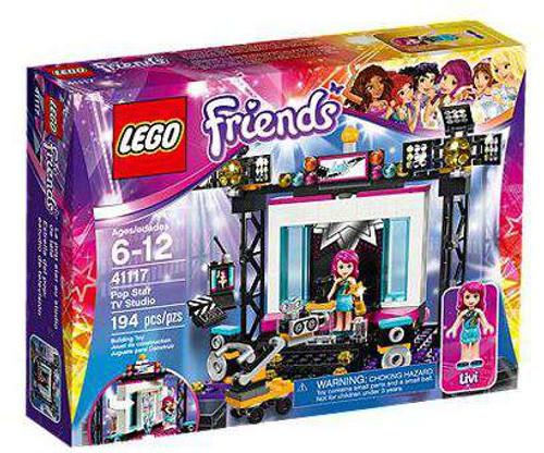 LEGO Friends Pop Star TV Studio Set #41117
