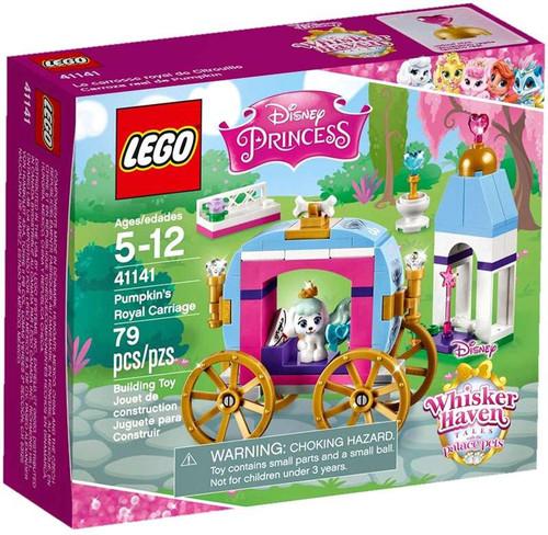 LEGO Disney Princess Palace Pets Pumpkin's Royal Carriage Set #41141