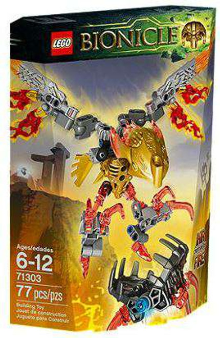 LEGO Bionicle Ikir Creature of Fire Exclusive Set #71303