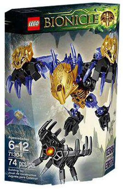 LEGO Bionicle Terak Creature of Earth Exclusive Set #71304