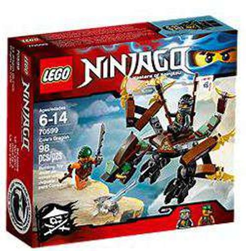 LEGO Ninjago Cole's Dragon Set #70599