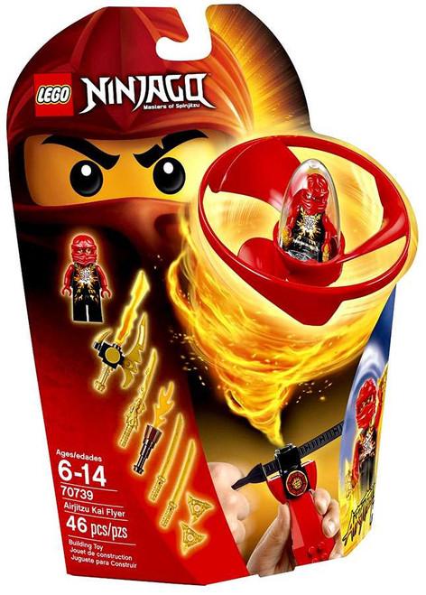 LEGO Ninjago Airjitzu Kai Flyer Set #70739