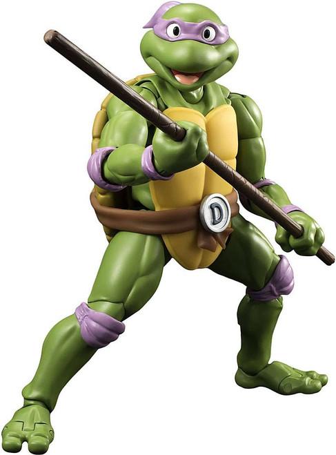 Teenage Mutant Ninja Turtles S.H. Figuarts Donatello Action Figure