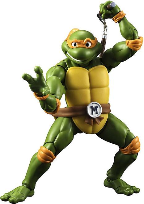 Teenage Mutant Ninja Turtles S.H. Figuarts Michelangelo Action Figure