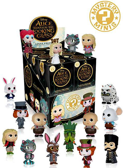 Funko Disney Mystery Minis Alice Through the Looking Glass Mystery Box [12 Packs]