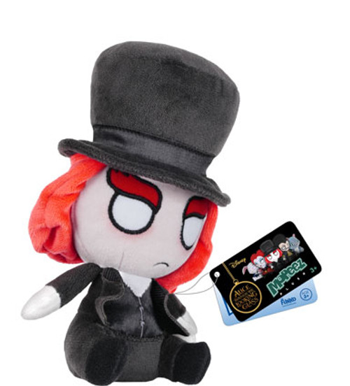 Funko Disney Alice Through the Looking Glass Mopeez Mad Hatter Plush