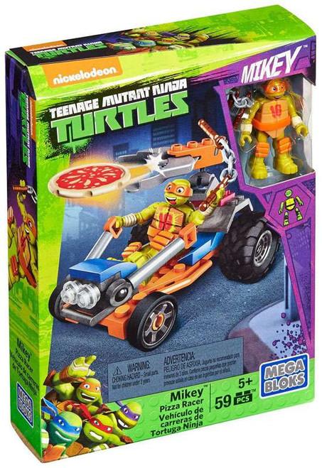 Mega Bloks Teenage Mutant Ninja Turtles Animation Mikey's Pizza Racer Set #29022