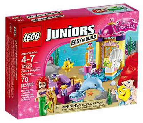 LEGO Disney Princess Juniors Ariel's Dolphin Carriage Set #10723