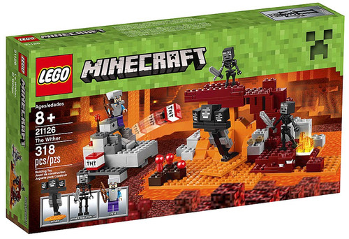 LEGO Minecraft The Wither Set #21126