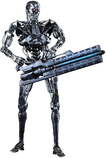 Terminator: Genisys Movie Masterpiece Endoskeleton Collectible Figure