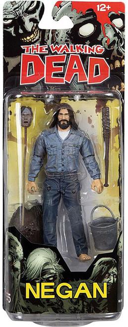 McFarlane Toys The Walking Dead Comic Series 5 Negan Action Figure [Imprisoned]
