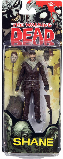 McFarlane Toys The Walking Dead Comic Series 5 Shane Action Figure