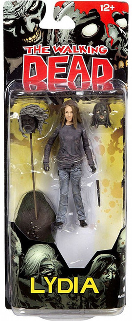 McFarlane Toys The Walking Dead Comic Series 5 Lydia Action Figure