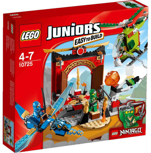 LEGO Ninjago Juniors Lost Temple Set #10725