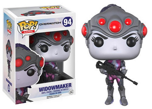 Funko Blizzard Overwatch POP! Games Widowmaker Vinyl Figure #94