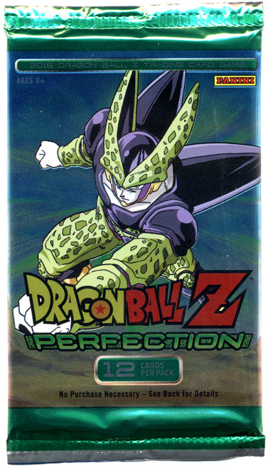 Dragon Ball Z Collectible Card Game Perfection Booster Pack