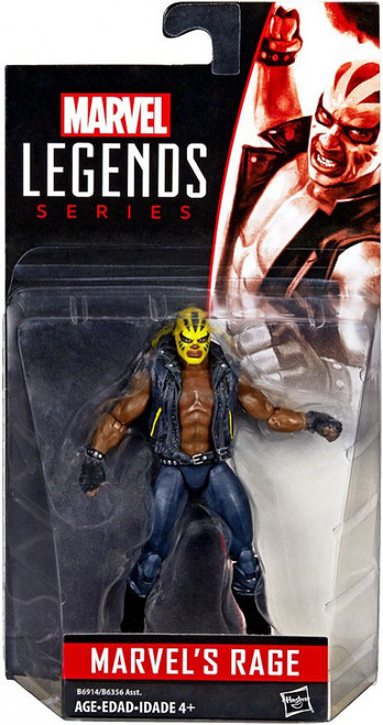 Marvel Legends 2016 Series 2 Marvel's Rage Action Figure