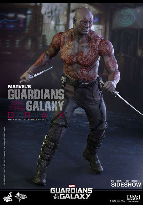 Marvel Guardians of the Galaxy Movie Masterpiece Drax Collectible Figure