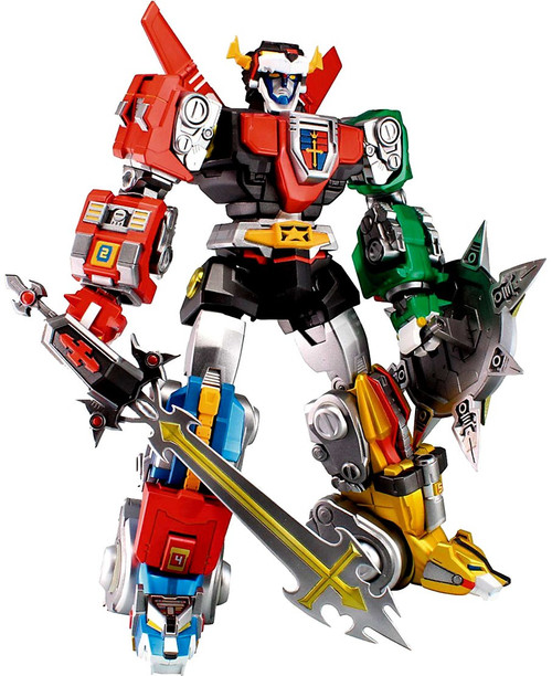 Ultimate Edition Voltron EX Action Figure