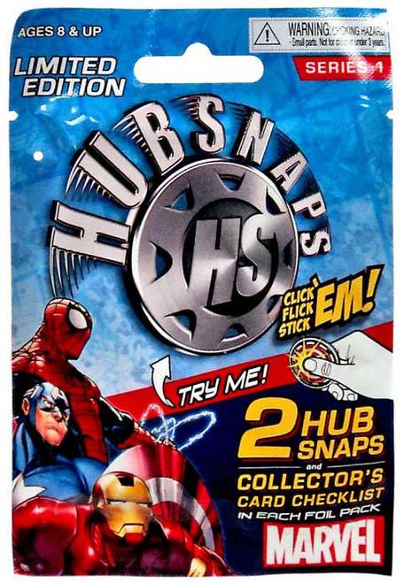 NECA Marvel Hubsnaps Pack