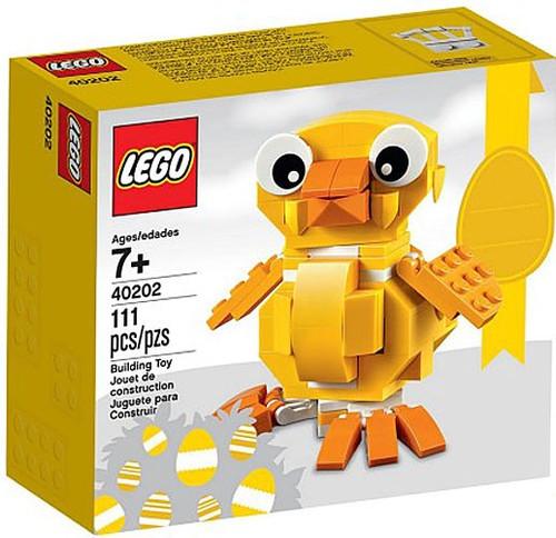 LEGO Easter Chick Set #40202