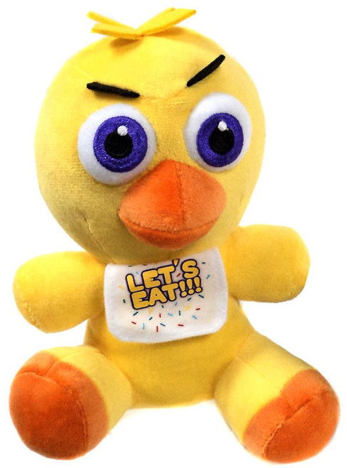 Funko Five Nights at Freddy's Series 1 Chica 7-Inch Plush