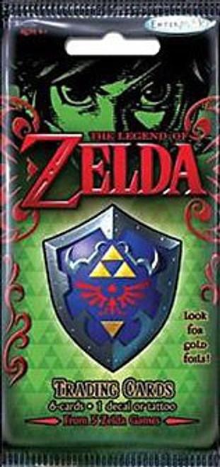 The Legend of Zelda Trading Card Pack