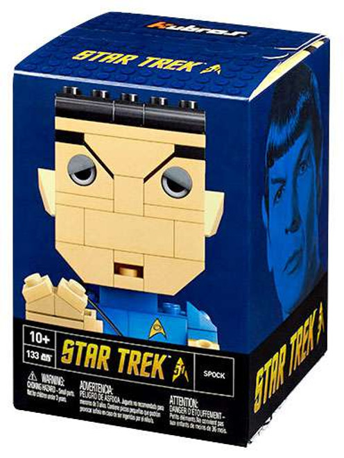 Mega Bloks Kubros Star Trek Spock Set