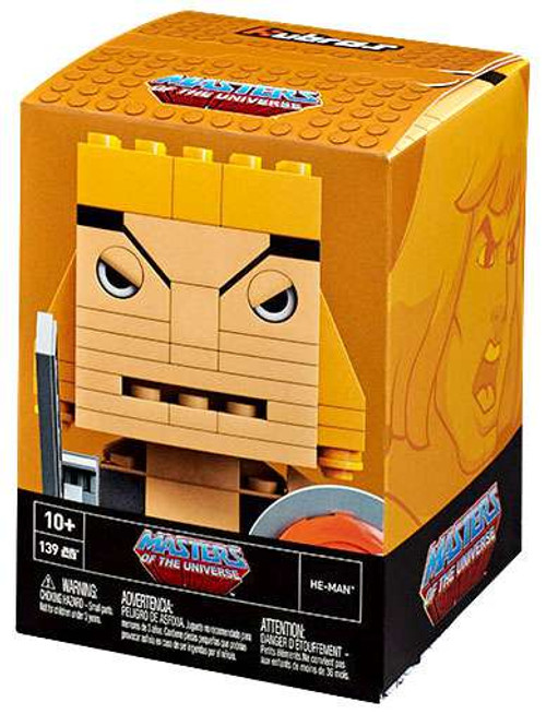 Mega Bloks Kubros Masters of the Universe He-Man Set