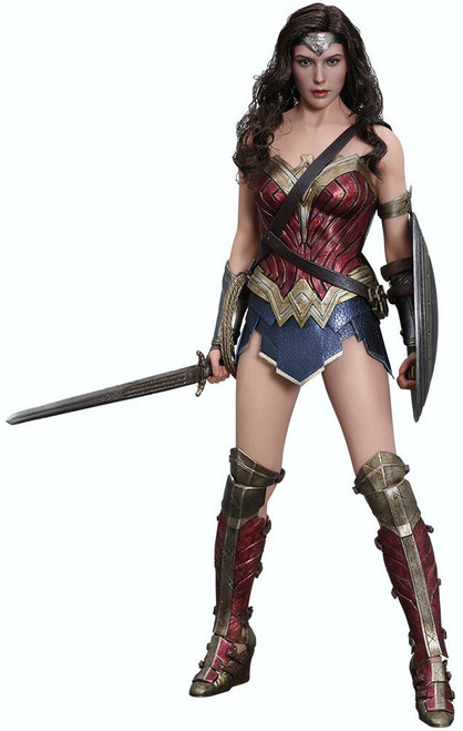 DC Batman v Superman: Dawn of Justice Wonder Woman Collectible Figure