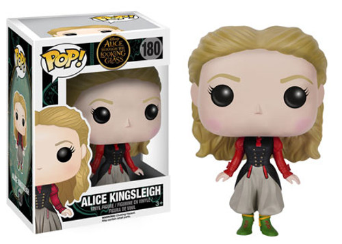 Funko Alice Through the Looking Glass POP! Disney Alice Kingsleigh Vinyl Figure #180