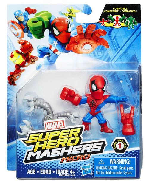 Marvel Super Hero Mashers Micro Series 1 Spider-Man 2-Inch Mini Figure