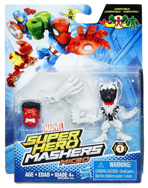 Marvel Super Hero Mashers Micro Series 1 Anti-Venom 2-Inch Mini Figure