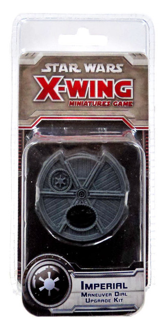 Star Wars X-Wing Miniatures Game Imperial Maneuver Dial Upgrade Kit Accessory