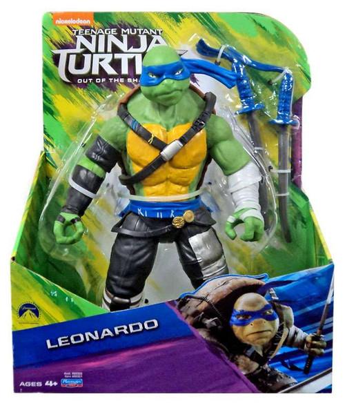 Teenage Mutant Ninja Turtles Out of the Shadows Leonardo Action Figure [11 Inch]