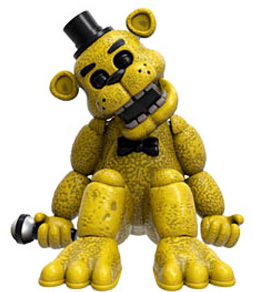 Funko Five Nights at Freddy's Golden Freddy 2-Inch Vinyl Mini Figure [Loose]