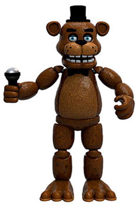 Funko Five Nights at Freddy's Freddy 2-Inch Vinyl Mini Figure [Loose]