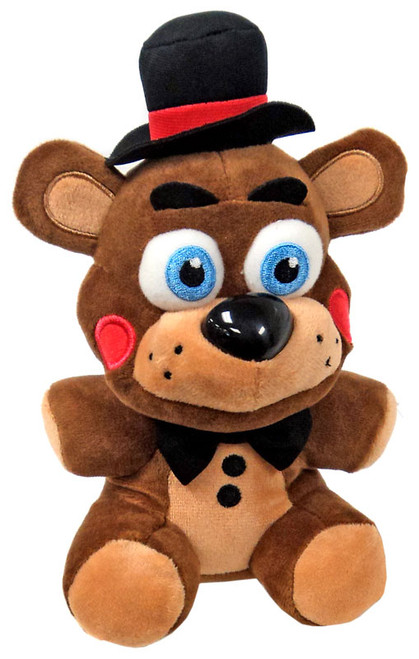 Funko Five Nights at Freddy's Funtime Freddy Exclusive 8-Inch Plush [Red Cheeks]