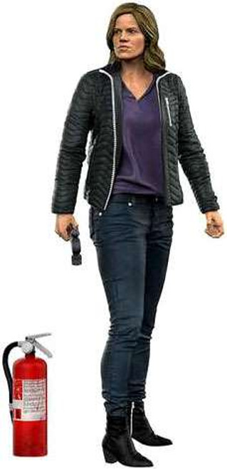McFarlane Toys Fear the Walking Dead Color Tops Red Wave Madison Clark Action Figure #4