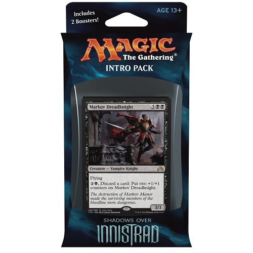 MtG Trading Card Game Shadows Over Innistrad Vampiric Thirst Intro Deck