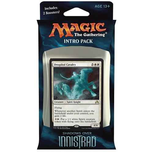 MtG Trading Card Game Shadows Over Innistrad Ghostly Tide Intro Deck