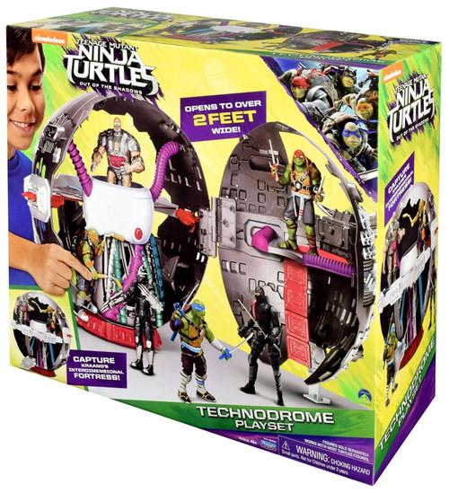 Teenage Mutant Ninja Turtles Out of the Shadows Technodrome Playset