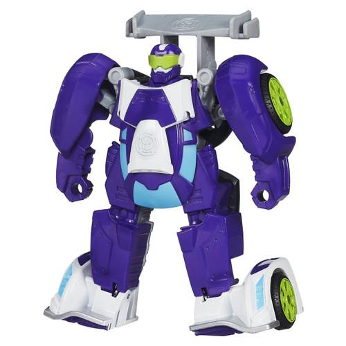 Transformers Playskool Heroes Rescue Bots Blurr Action Figure [Rescan 2016]