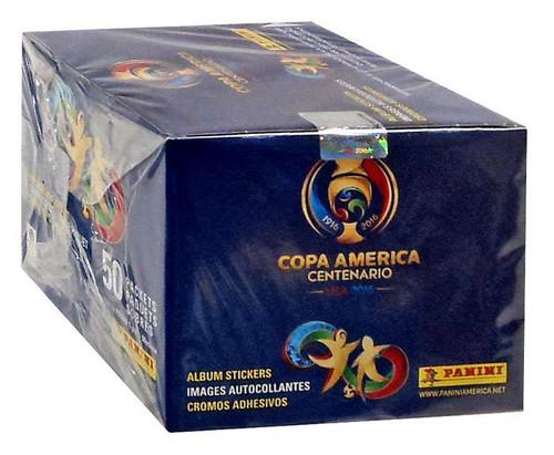 MLS Panini Copa America Centenaio Trading Sticker Box [50 Packs]
