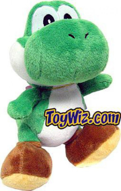 Super Mario Mario Party Yoshi 6-Inch Plush