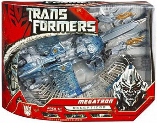 Transformers Movie Megatron Voyager Action Figure