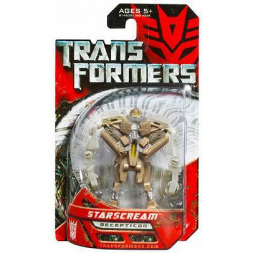 Transformers Movie Starscream Legend Action Figure