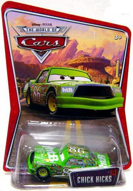 Disney / Pixar Cars The World of Cars Series 1 Chick Hicks Diecast Car